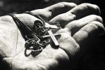 carry your cross by JmPhotography09