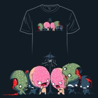 Woot Shirt - Raspberry Brains by fablefire