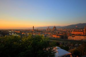 Florence Italy by miketurner79