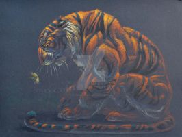 Tiger_Butterfly Narrative_1 by davidsdoodles