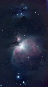 M42 Experiment by LakeFX