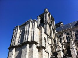 Cathedrale Saint-Etienne de Bourges (France) - 02 by IDAlizes