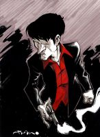 dylan dog sketches by flavianos