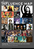 Influence Map by godlessmachine