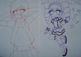 -- Wips -- by Nay-Hime