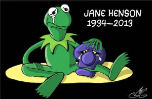 Jane Henson Tribute by Smigliano