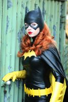 Barbara Gordon - Batgirl XVIII by Knightess-Rouge