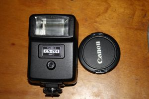 My external flash by EaGle1337