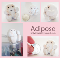 Adipose - GIFT by Bittythings
