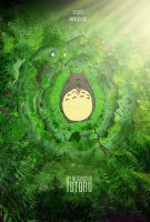 My Neighbour Totoro by reubendangoor