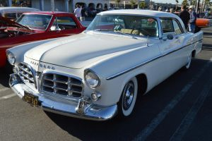 1956 Chrysler 300B III by Brooklyn47