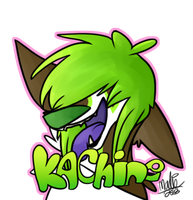 Kachine Badge by Naheska