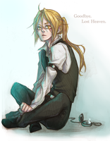 FMA:Goodbye Lost Heaven. by KuroLaurant