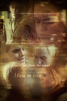 How To Love ~ Draco and Hermione by gabluque