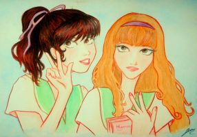 Say Marmalade :D by LaraInPink