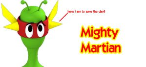 Mighty Martian by seventh