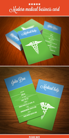 Medical business card by harmonikas996