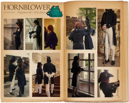HORNBLOWER COSPLAY5 by 403shiomi