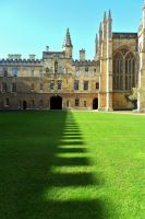 Oxford Shadows by JWBeyond