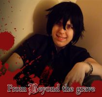 From Beyond the Grave by sekia13san
