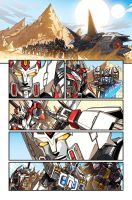 TF Drift 4 Pg 1 by dyemooch