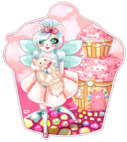 Cupcake land by millykins