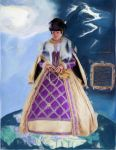 Queen Elizabeth 'The Younger' Commission Portrait by SeraphSisters