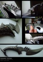 Gothic Blade by GrotesqueArtist
