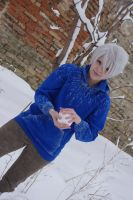 Jack Frost: Wanna Play? by AyaAkuma