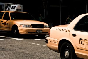 Yellow Cabs by FreSch85