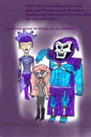 Never Insult Skeletor... -____- by FemaleJester1212