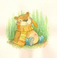My Paddington Bear by Adelaida