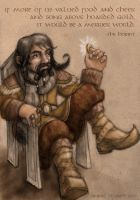 Bofur - Hero of Erebor by Annie-Stuart