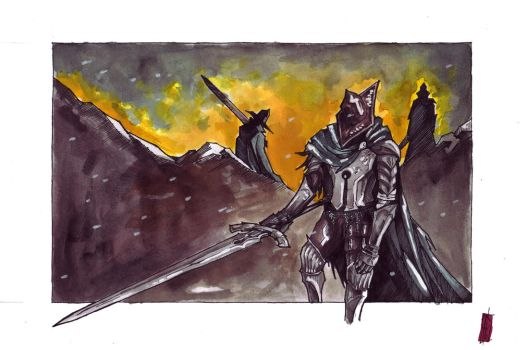 Abysswatchers explore abysswatchers on deviantart - Watchers dark souls 3 ...