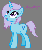 New OC - Dewdrop by FluffyMejata