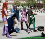 Teen Titans Cosplay by Edward-the-Oblivious