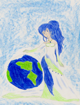 Mother Earth by UltimaMage578