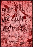 Metallica's Frantic song poster by GreGfield