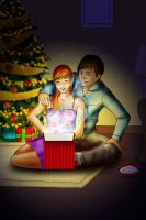 Christmas concept 2 by 16F