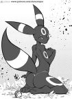 Umbreon by playfurry