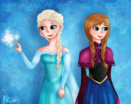 Sister Winter by Rin-luver