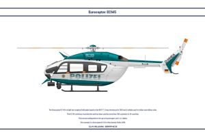 EC145 Germany 1 by WS-Clave