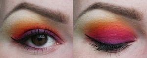 Make Up: Sunset by pixxels