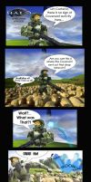 Halo Comic New Breed of Flood by wyldfox9