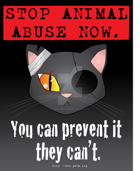 Stop Animal Abuse by Superfreak330