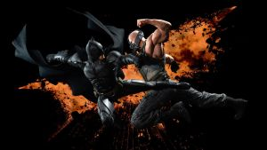 The Dark Knight Rises by vgwallpapers