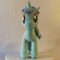 Lyra Plush Animation by TheGrillosLab