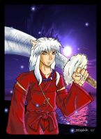 Inuyasha by dreamwatcher7