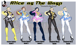 SPFBR Alice as The Wasp by Bryan-Lobdell