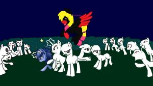 MLP Zombies Collab ~OPEN~ by WolyyPuppy